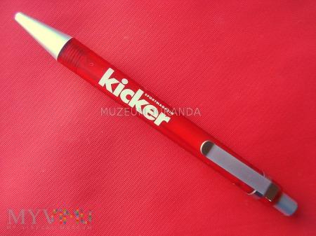 Długopis kicker