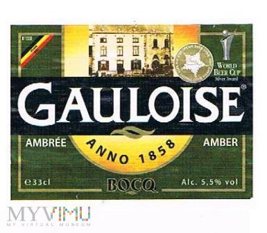 gauloise amber