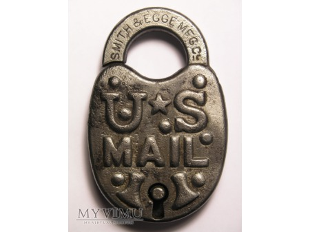 Smith & Egge U.S. Mail Padlock