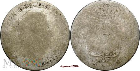 Złotówka Koronna 1793 r
