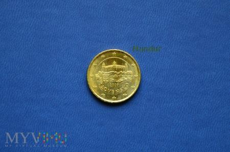 Moneta: 10 euro cent - Slovensko
