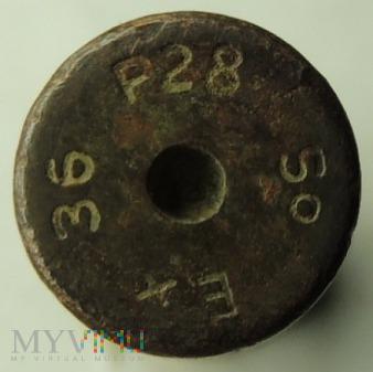 Nabój szkolny mauser P28 S. Ex 36
