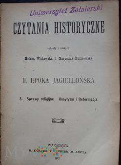 Czytania Historyczne.
