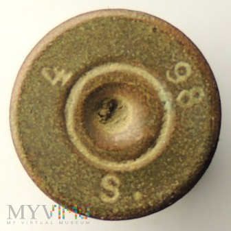 Łuska 7,92x57 Mauser S 4 98