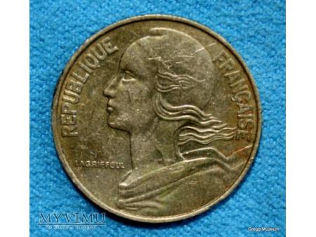 Duże zdjęcie 20 centimes 1982