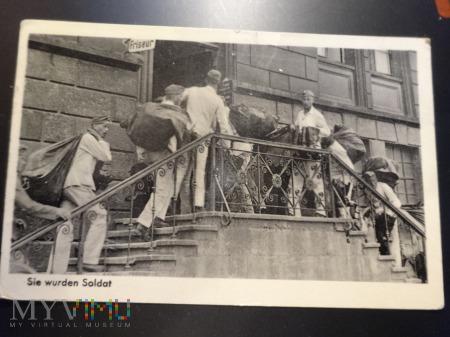 Duże zdjęcie Zolnierze z tamtych czasów