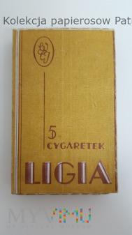 Papierosy / Cygaretki Ligia 5 szt. 1981 r.
