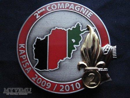 2e compagnie du 2e R.E.G. KAPISA