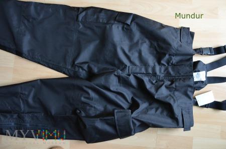 Ubranie ochronne 128MW/MON - spodnie