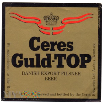 Ceres Guld-Top
