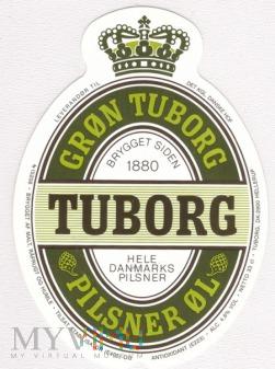 Tuborg, Pilsner Gron