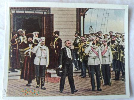 Raymond Poincaré w Rosji