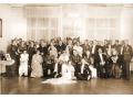 ślub, mundur, pałac 1936