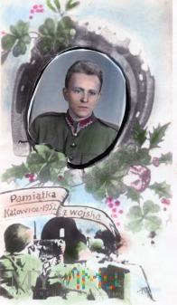 Pamiątka z Wojska - 1952