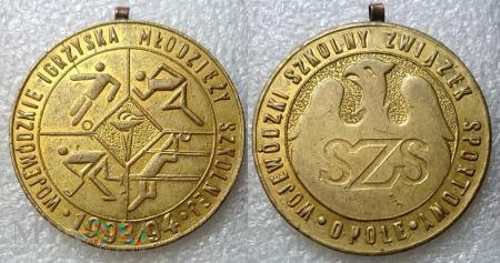 Medal SZS, Opole