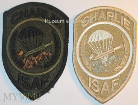 ZB CHARLIE ISAF Afganistan. Zmiana II.