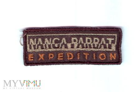 Nanga Parbat - naszywka