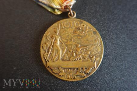 Stanowy Medal Zwycięstwa USA - za I Wojnę
