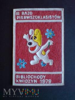 III Rajd Pierwszoklasistów-1979 r.