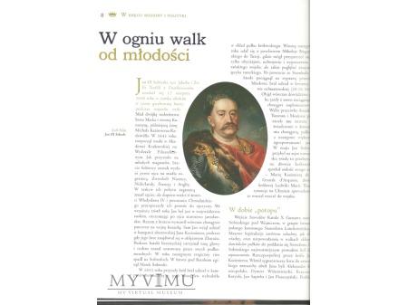 Władcy Polski -Król Jan III Sobieski