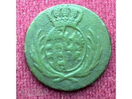 1 grosz z 1814 r.