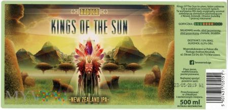 Raduga, KINGS OF THE SUN
