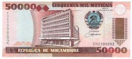 Mozambik - 50 000 meticali (1993)