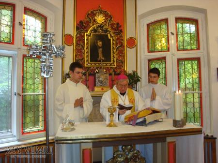 Krzyż pektoralny Ks. Biskupa Józefa Pazdura