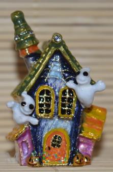 Naparstek domek duchów