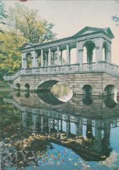 Pushkin - The Marble Bridge