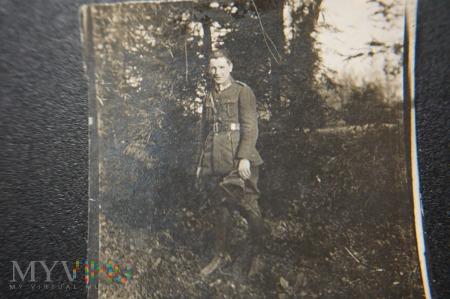 Pan Porucznik z 57 Pułku Piechoty Wielkopolskiej