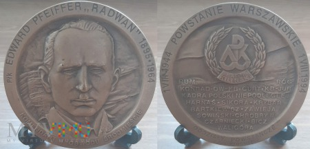 275. RADWAN - Pułkownik Edward Pfeiffer