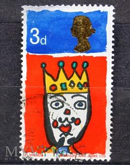 Elżbieta II, GB 442x