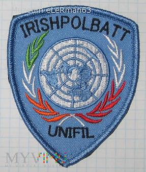 Irish Polish Battalion, UNIFIL I zm. Liban.