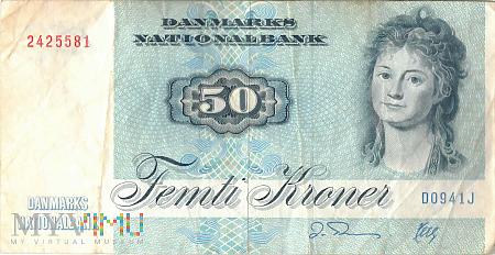Dania - 50 koron (1994)