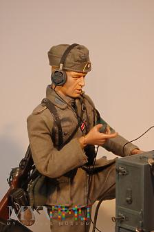 Funker z 60. Infanterie Division (mot).