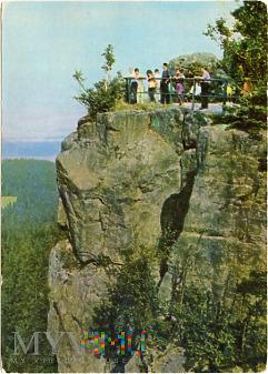 Góry Stołowe - taras widokowy - Szczeliniec Wielki