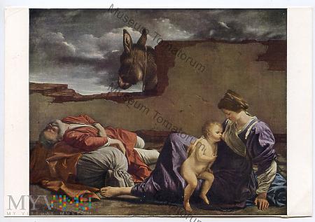 Lomi-Gentileschi - W drodze do Egiptu
