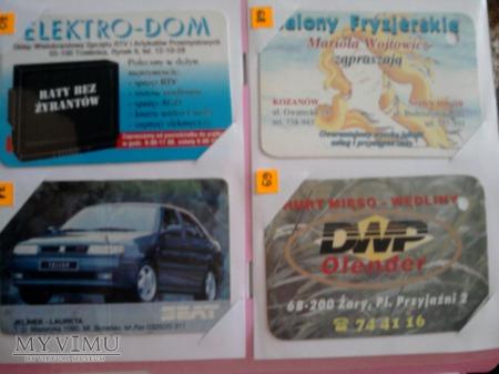 Kalendarzyki 1995