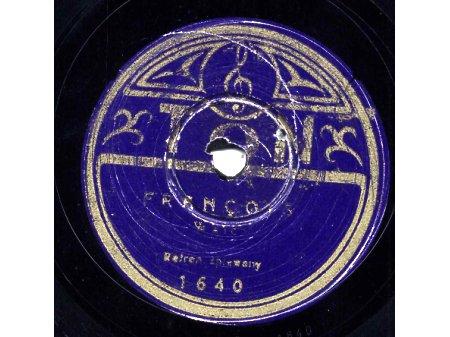 Ton- Płyta okupacyjna