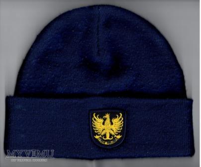 Zimowa czapka SM