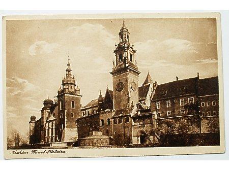 Kraków Wawel. Katedra