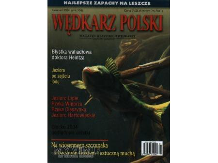 Wędkarz Polski 1-6'2004 (155-160)