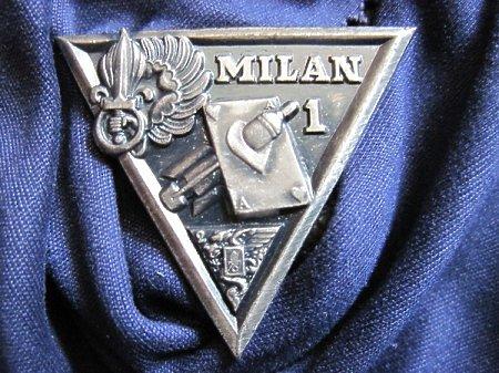 Odznaka 2REP milan