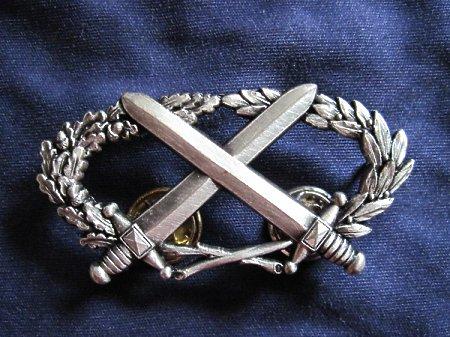 Odznaka B.M.P srebrna