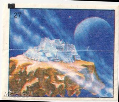 Historyjka kosmos nr 27