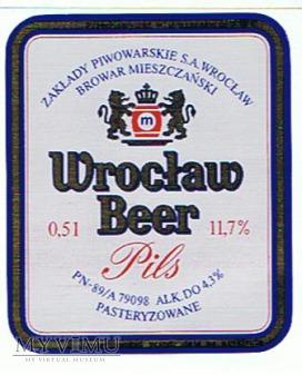 wrocław beer pils