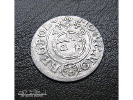 Półtorak koronny 1618 Zygmunt III Waza