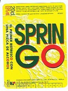 sprin go
