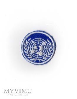 Naszywka ONZ